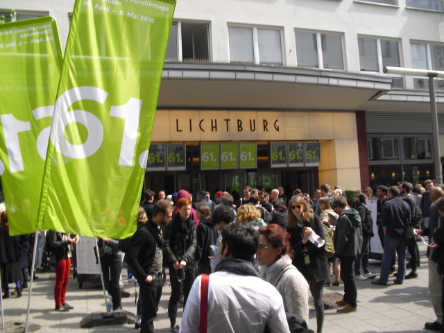 Kurzfilmtage Oberhausen 2015 - Lichtburg