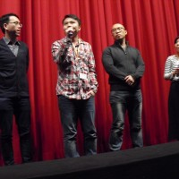 Trivisa - Regisseure Jevons Au, Vicky Wong und Frank Hui